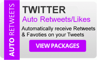 Automatic Twitter Retweets & Favorites
